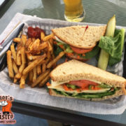 Vegetarian Club - Igor's Bistro